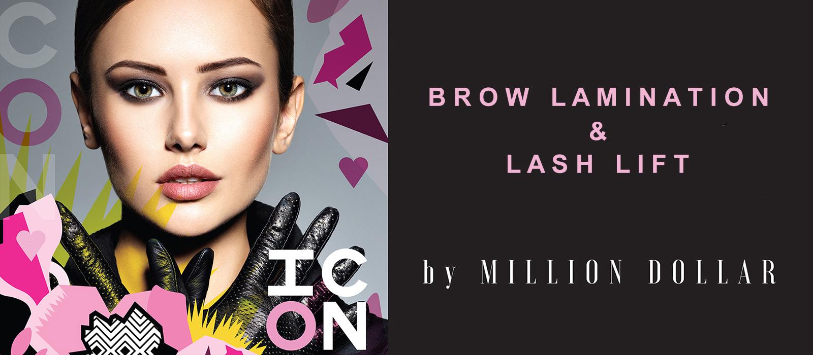 Brow Lamination & Lash Lift Course